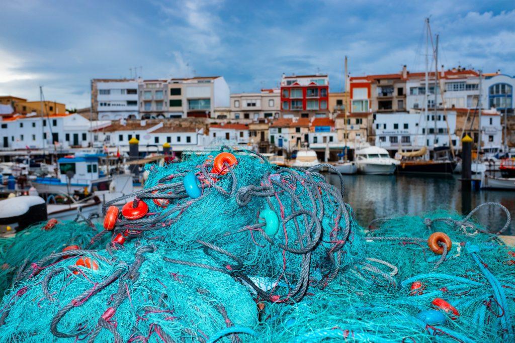 Menorca in Spain