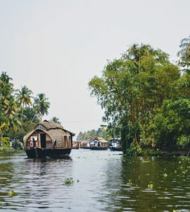 Houseboat in kerala