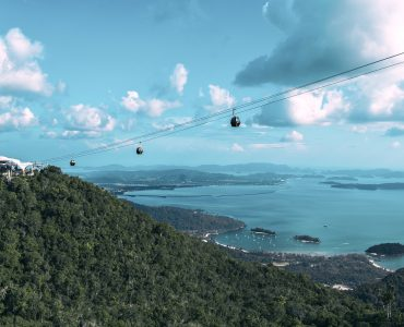 Malaysia Langkawi Cable Car