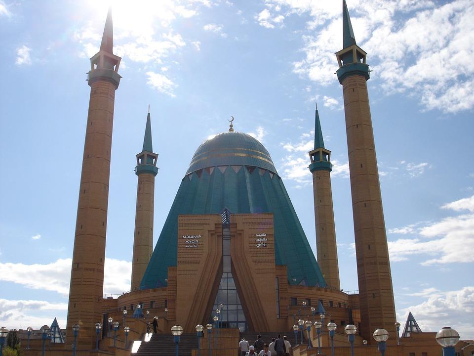 Mosque in Baku