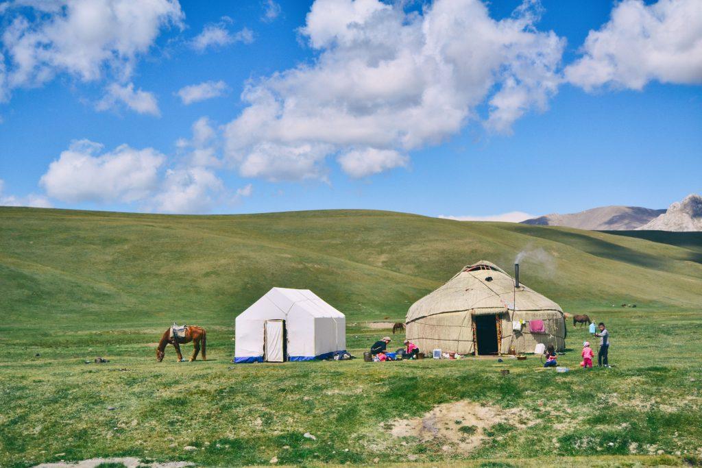 Kyrgyzstan : Travel Destinations From Dubai