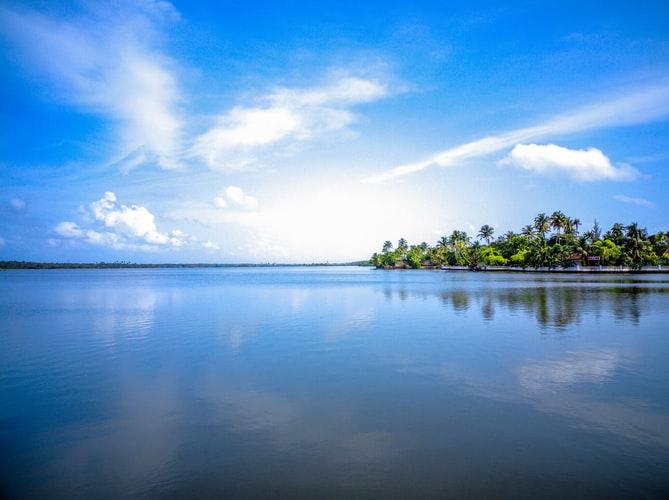 Natural beauty of Cherai Beach