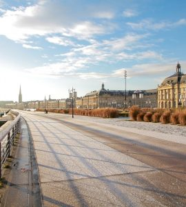 Bordeaux city