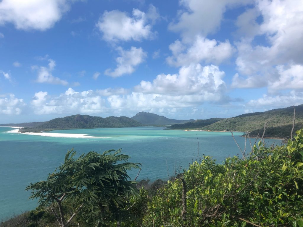 Whitsunday Islands National Park, one of the attractions in the Whitsunday Islands
