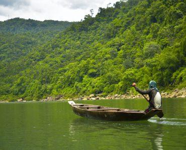 Meghalaya in India