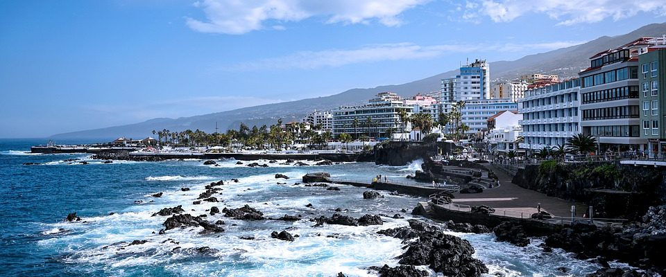 Resorts of Tenerife