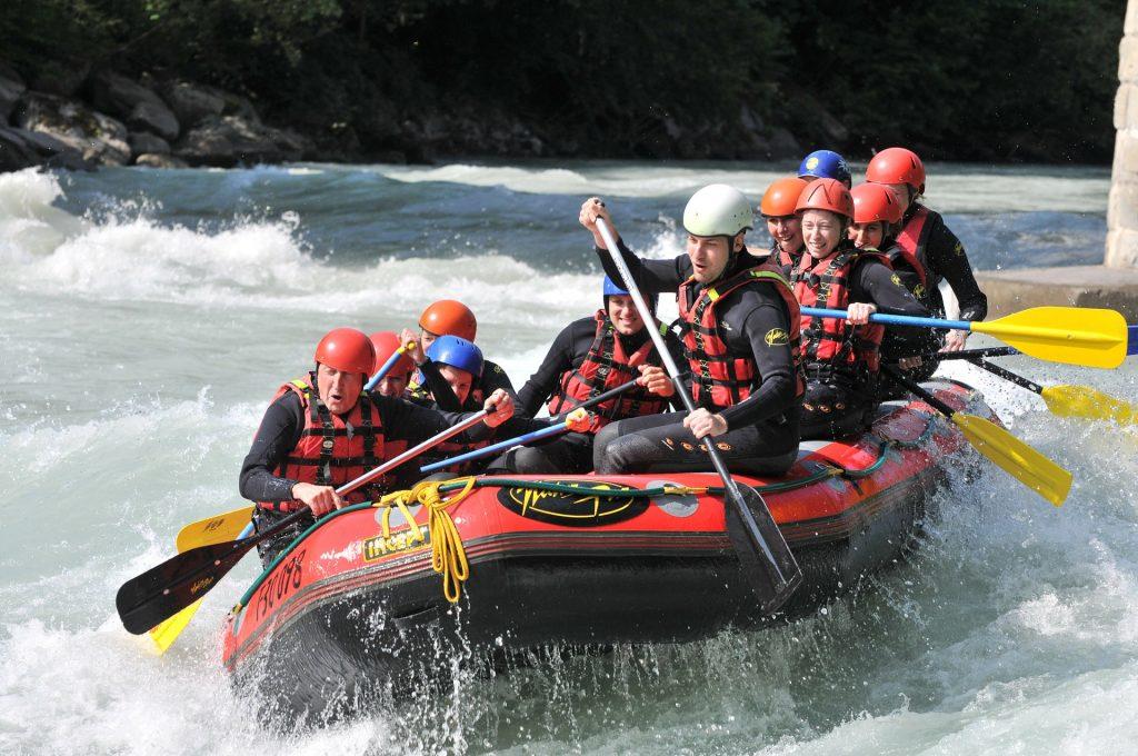 Adventures Rafting