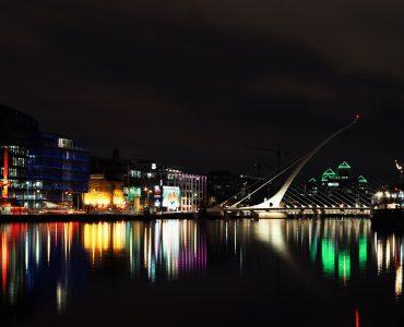 Dublin in Ireland