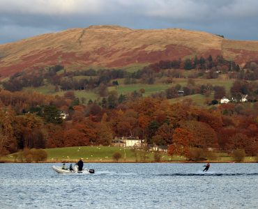 Windermere Water Skiing Lake