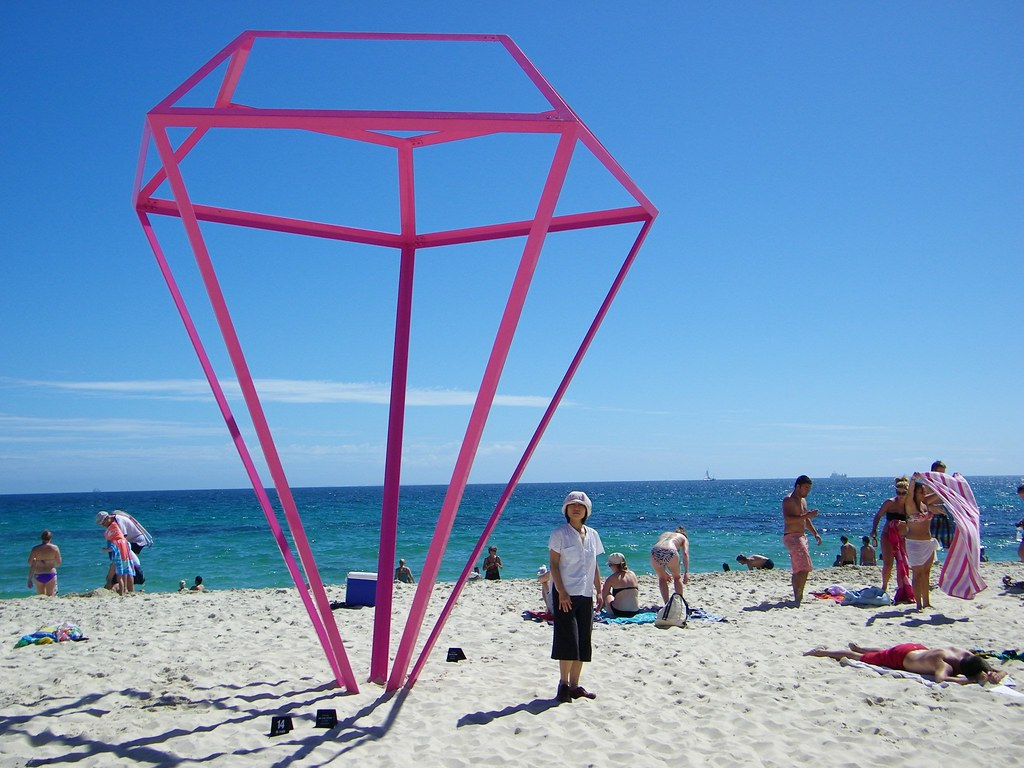 Sculpture By The Sea 2010, Perth