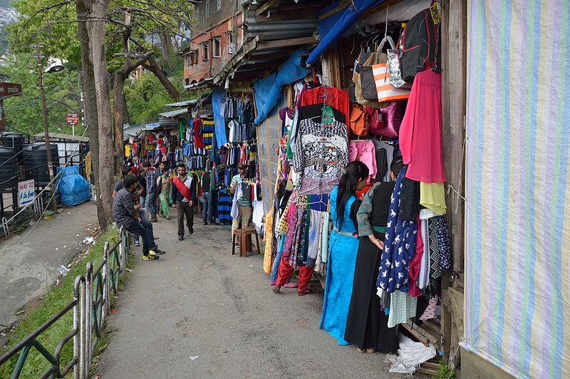 Tibetan Settlement Market, Tawang