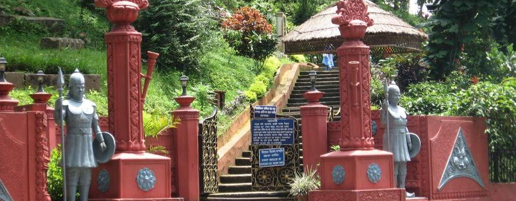 A historic place in Assam