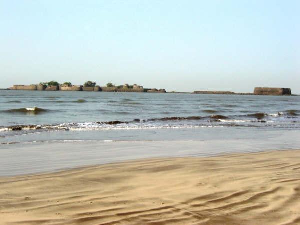 Alibag Beach, Maharasthra