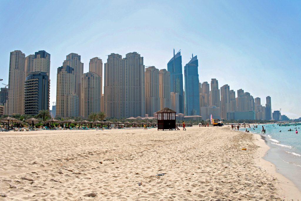 Dubai Jumeriah Beach