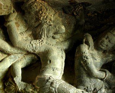 Ellora caves of Maharashtra
