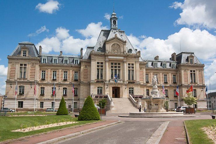 Evreux in France