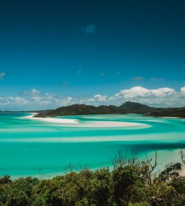 Whitehaven beach,Queensland
