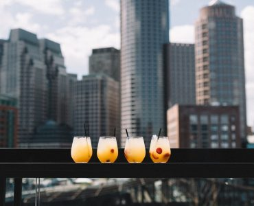 Melbourne rooftop bars