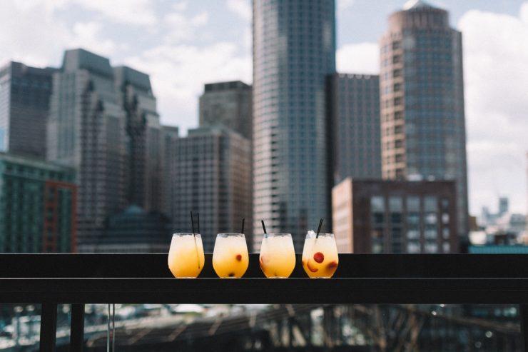 Melbourne rooftop bars