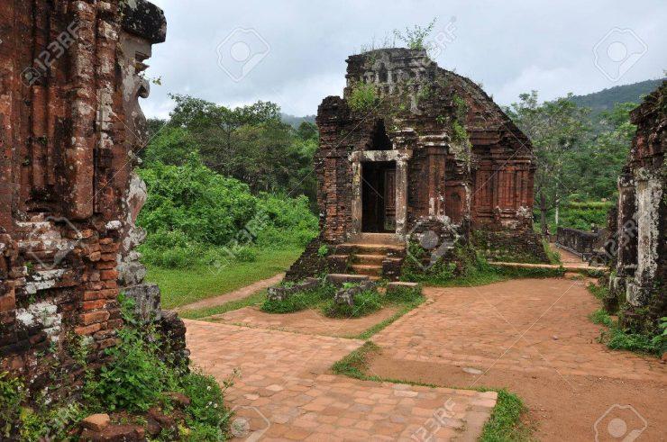 My Son Hindu Sancturay in Vietnam