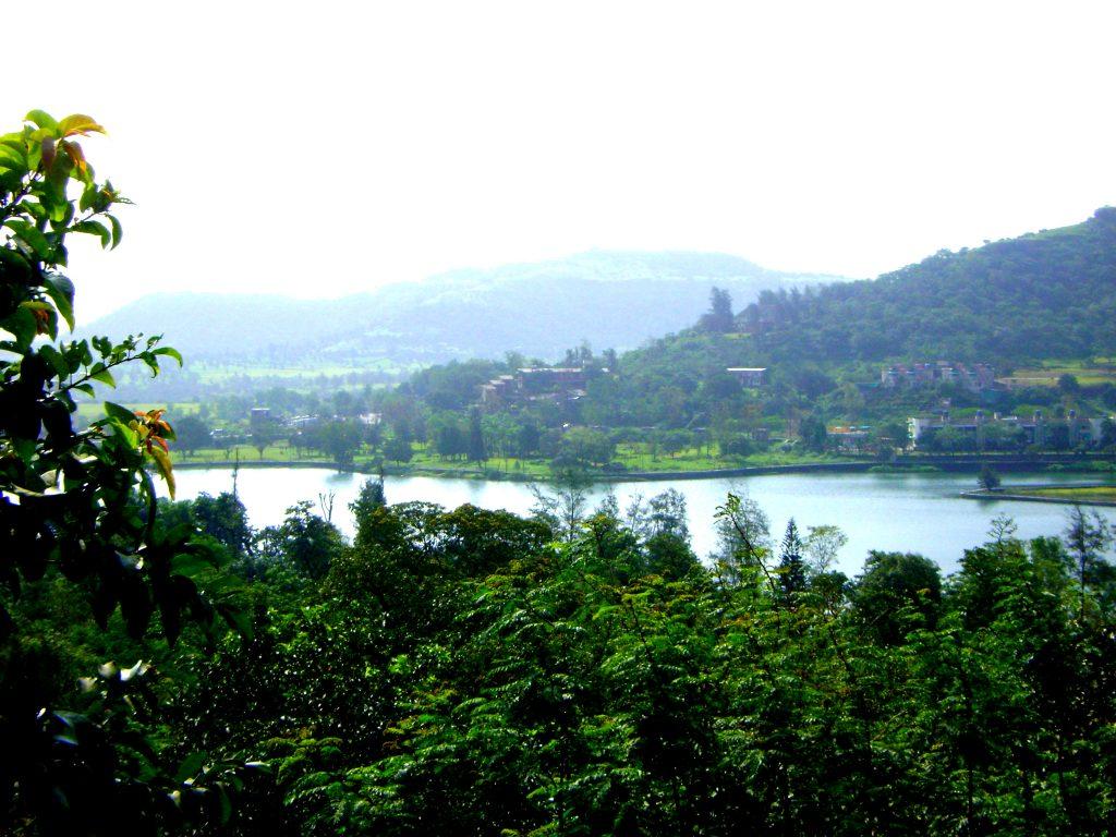 The beautiful Saputara Lake