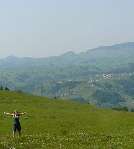 Transylvania in Romania