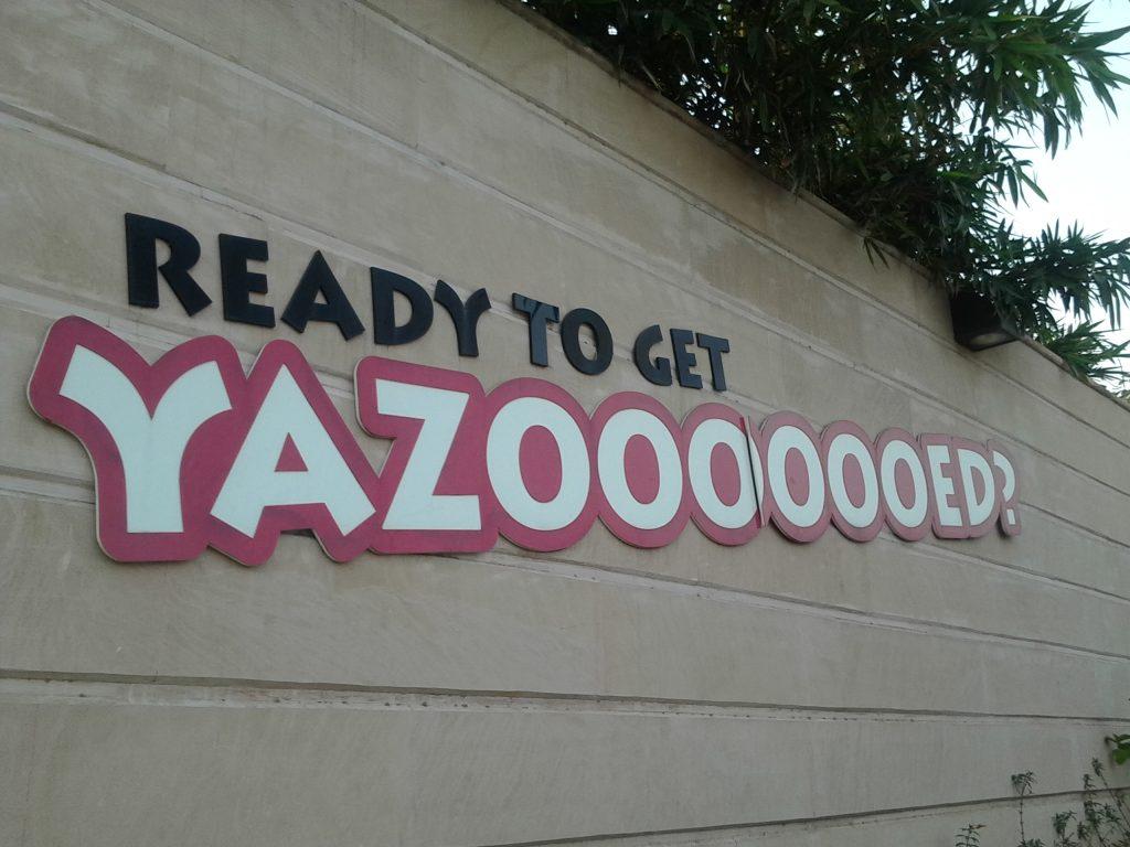 Yazoo Amusement Park in Mumbai.