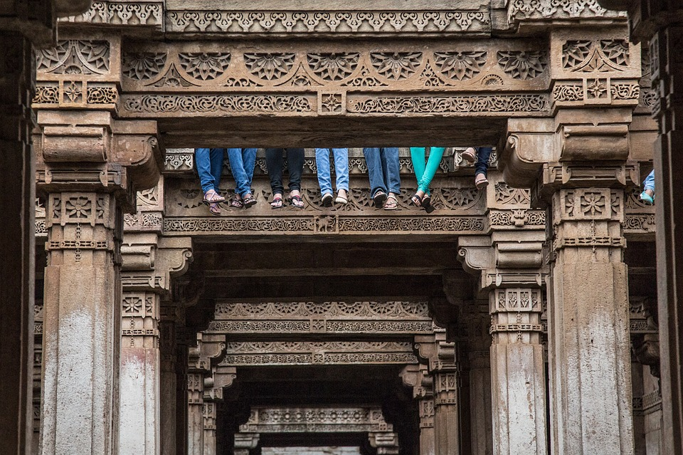 Stepwell in Ahmedabad