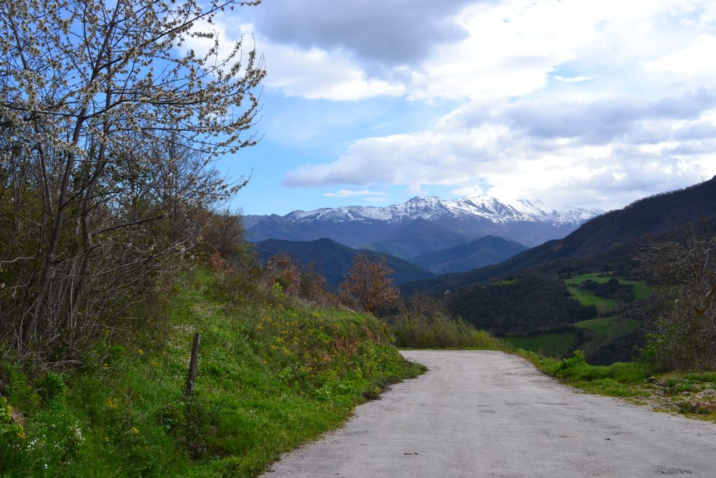 Hiking trails in the Picos de Europa