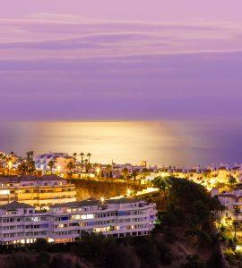 Marbella in Spain