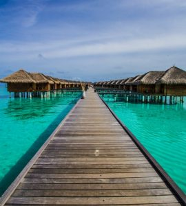 cottages in maldives