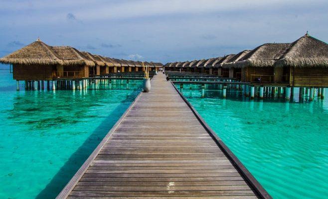 cottages in maldives