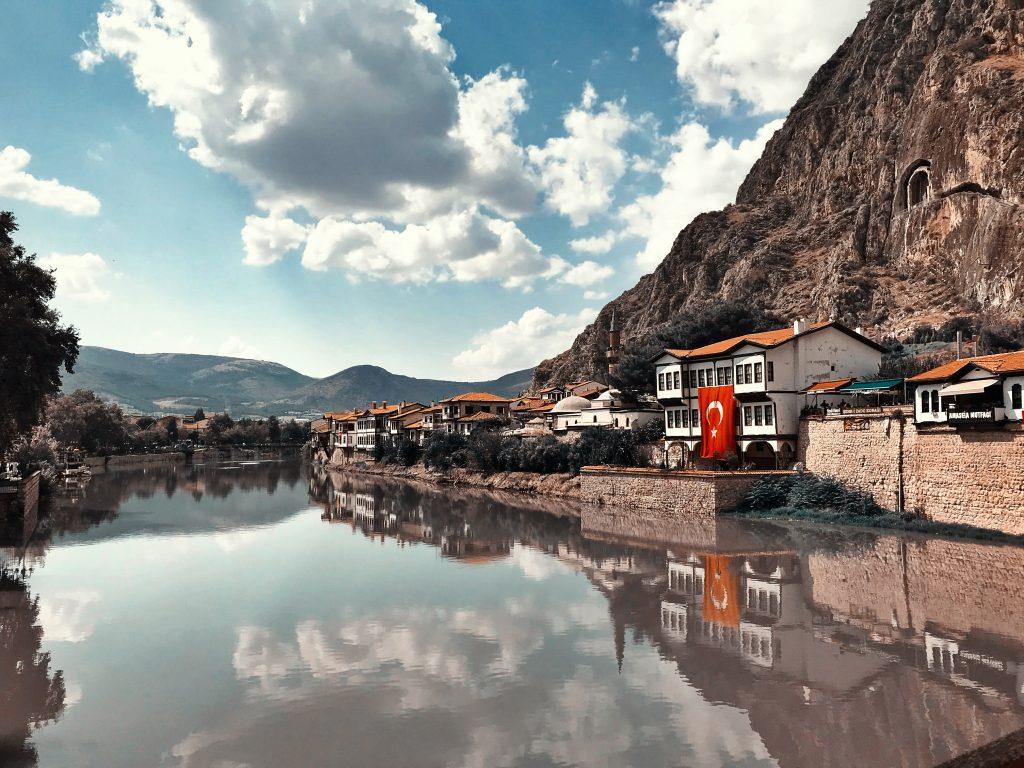 Pirincci Mahallesi, Amasya, Turkey.