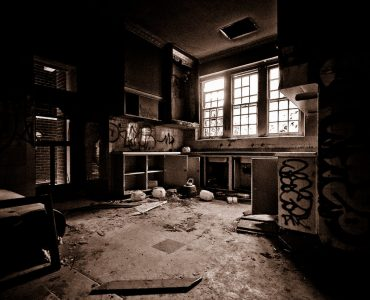 haunted places in Melbourne