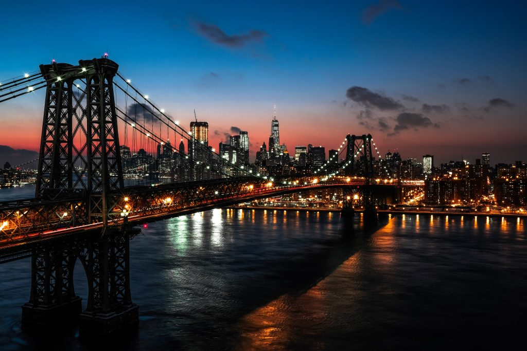 New York, the U.S.