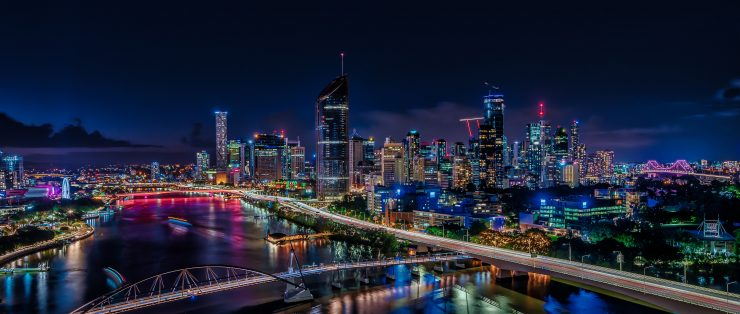 Restaurants in the west end of Brisbane