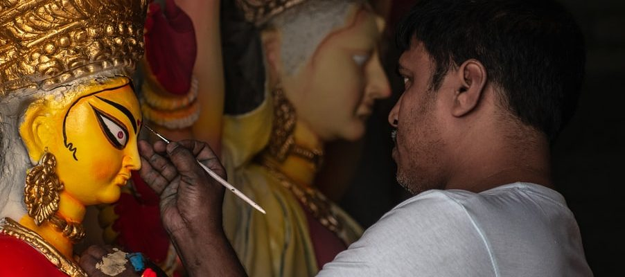 Heritage art and crafts of India