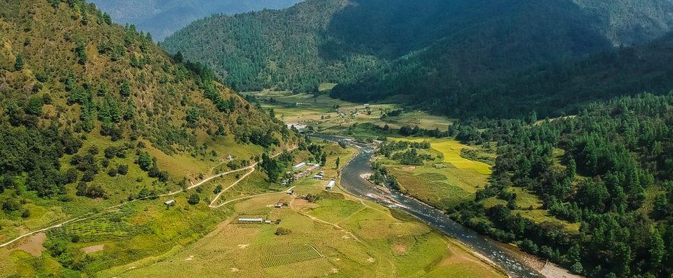 lush greeneries of Roing in Arunachal Pradesh