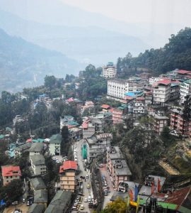 Beautiful Sikkim tourism