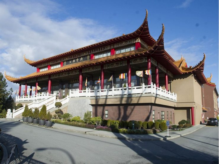 Temples in Vancouver