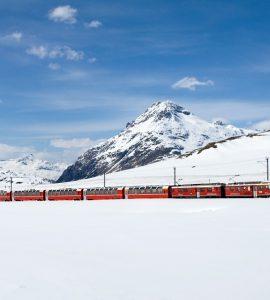 Europe train journey