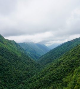 Best time to visit Cherrapunji