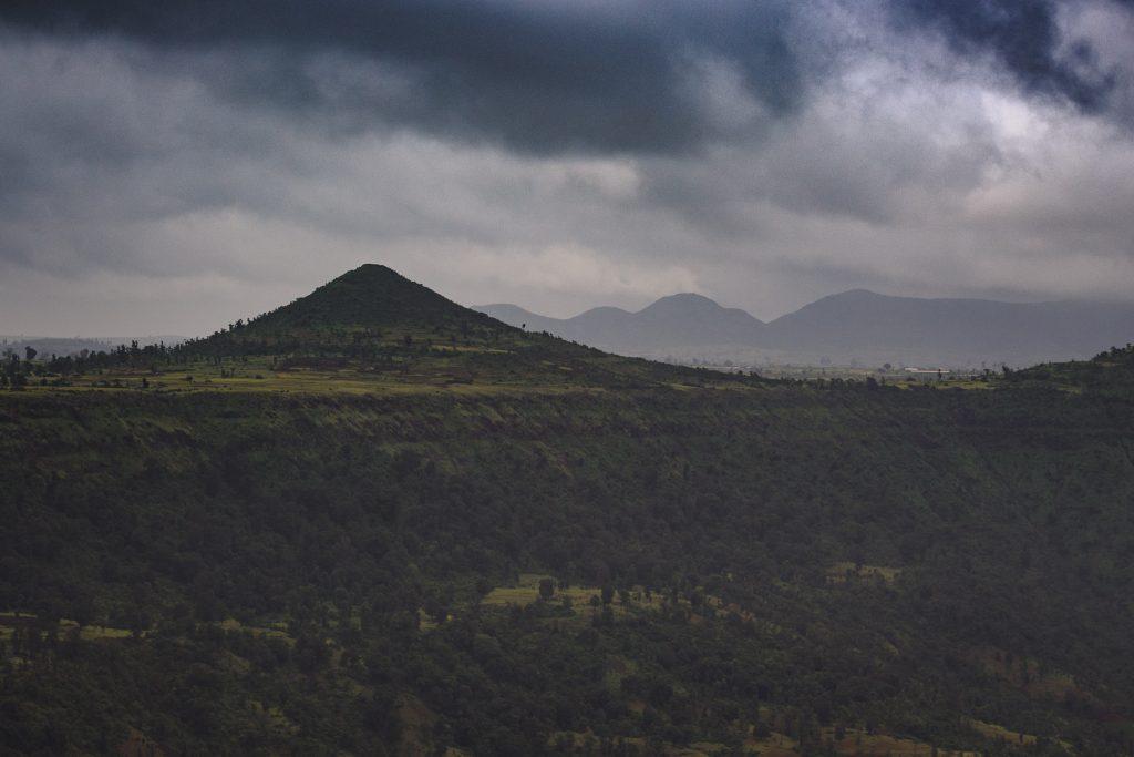 The beautiful landscapes of Saputara