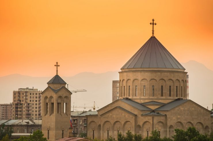 Arabkir Church, Yerevan, Armenia