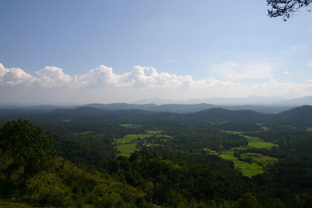 The beautiful Madikeri