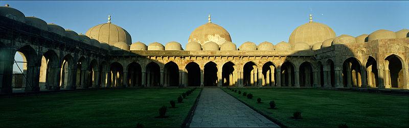 Jami Masjid interiors