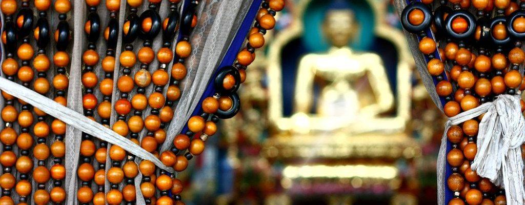 Tibetan enclave