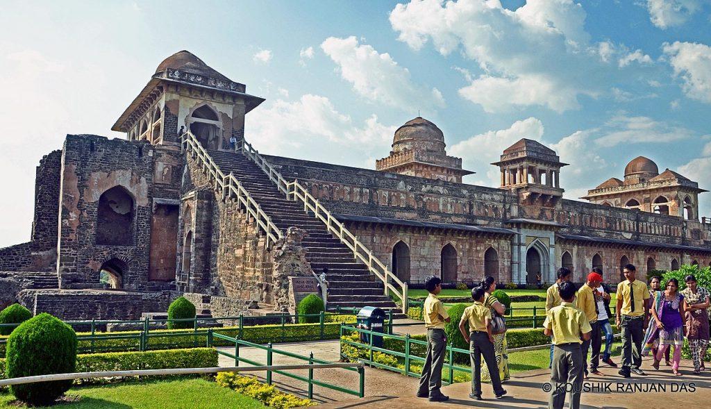 Attractions in Mandu - Jehaz Mahal