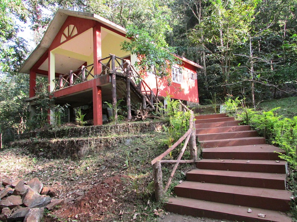 farmhouse in the tourist places in Dandeli