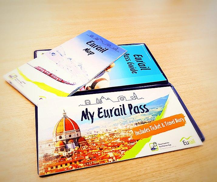 Eurail Planner app for visiting Spain